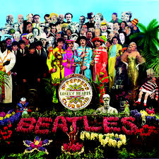 sargeant peppers album cover the 5 removed obscured on the beatles sgt pepper s