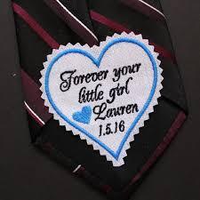 wedding gift amount canada of the gift tie patch heart tie patch wedding gift
