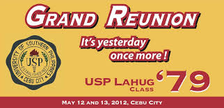 high school reunion banners uspian alumni newsletter may 2012