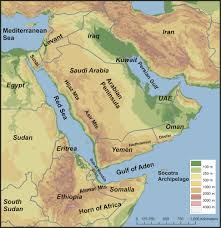 Asia On Map by Out Of Arabia A Complex Biogeographic History Of Multiple
