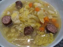 cuisine paysanne recettes de soupe paysanne
