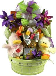 easter gift basket just ducky easter gift basket with quacking ducks candy gift