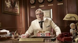 kfc has another new colonel sanders norm macdonald cnn