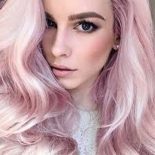 hair color trends over 50 rose quartz hair pantone hair colour trends hair romance