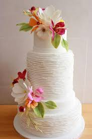 flowers wedding cake cake by kiara u0027s cakes wedding cakes