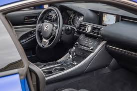 new lexus rcf interior here u0027s your rocket bunny lexus rc and a more visceral rc f