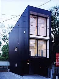 narrow homes prefab house sumida tokyo japan by apollo architects another