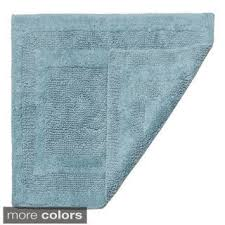 Square Bath Rug Welspun Hygrosoft Cotton 17 X 24 Bath Mat Free Shipping On
