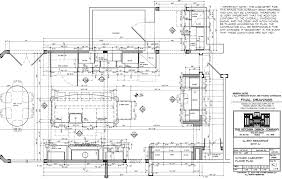 kitchen design floor plans kitchen investment construction drawings the kitchen design company