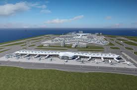 Hong Kong International Airport Floor Plan Hong Kong International Airport Midfield Concourse Architect