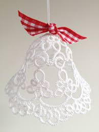 tatting pattern bell by silhuette on etsy pinteres