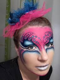 Alien Halloween Makeup by Cirque Du Soleil Artistic Make Up Pinterest Makeup Circus