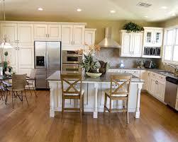 white kitchen cabinets with hardwood floors 30 spectacular white