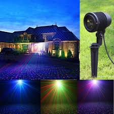 Holiday Light Projector Christmas Lights by Review Laser Christmas Lights Elander Rgb Blue U0026green U0026red