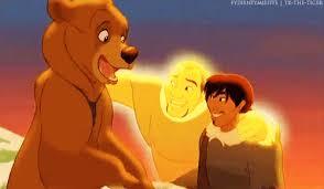 brother bear hug gif u0026 share giphy