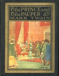 prince pauper mark twain cover