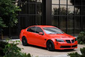 2008 g8 gt liquid red w red onyx interior