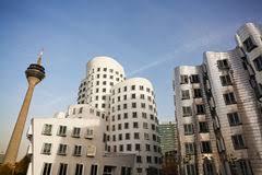 architektur dã sseldorf außergewöhnliche hausfassade redaktionelles stockfoto bild 27267203