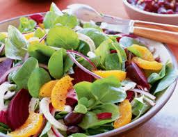 beautiful fall salad vegetarian times vegetarian thanksgiving