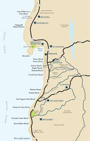 california map half moon bay map of the half moon bay coastside visit half moon bay
