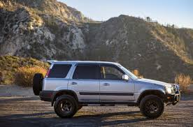 99 honda crv tire size 1998 honda cr v putting the back into functional