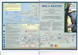 Florida Campgrounds Map by Campground Map Big Lagoon State Park Pensacola Florida