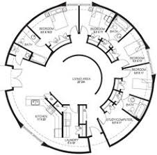 round homes floor plans round house plans floor plans
