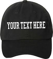 personalized embroidered hats ebay