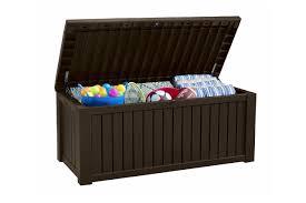 Keter Plastic Rockwood Deck Box Keter