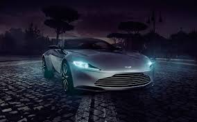 aston martin concept cars wallpapers aston martin db10 spectre concept cars night