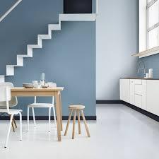 couleur de cuisine mur le bleu gris élu couleur de l ée 2017 on dit oui laisser