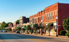 small town america sustaining small town america successes of philanthropy