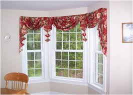 Valances For Bay Windows Inspiration Window Valances And Swags Cheap Valances 10 Swag