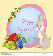 easter greeting cards easter greeting card stock illustration illustration of card