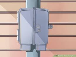 how to wire a telephone 11 steps with pictures wikihow
