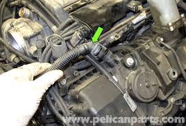 bmw e60 5 series n62 8 cylinder intake manifold replacement