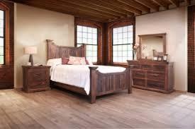 bedroom groups southern creek rustic furnishings