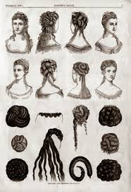 hair style of 1800 simple hairstyle for hairstyles the hair at the nineteenth century