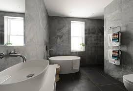Modern Bathrooms Australia Floors White Cabinets Free Standing Bath Ios Bath