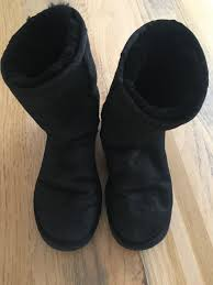 ugg boots sale christchurch ugg boots size 5 5 black in farnham surrey gumtree