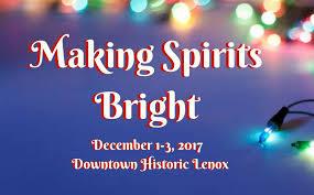 lenox tree lighting 2017 attend the lenox making spirits bright weekend 2017