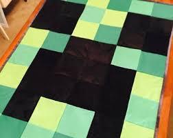 Minecraft Bed Linen - minecraft bedding etsy