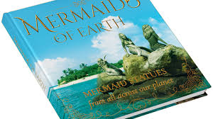 mermaid statues of earth a beautiful coffee table book by philip