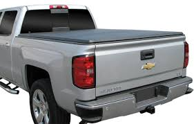 nissan frontier truck bed cover tonneaucraft tri fold tonneau cover by steelcraft