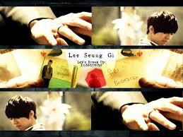 wallpaper break couple break up day lee seunggi latest ड स कट प फ ट couple