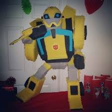 transformer pinata piñata minion fiestas y eventos minions