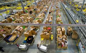 when is amazon releasing black friday video black friday inside an amazon warehouse telegraph