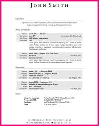 resume examples for highschool students resume example and free