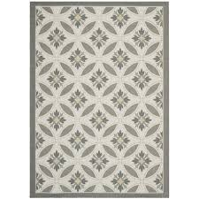 Grey Outdoor Rugs Safavieh Light Grey Anthracite Grey Indoor Outdoor Rug Free