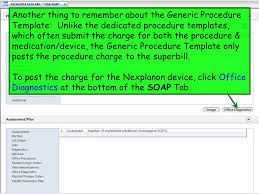 Superbill Template by This Demonstration Reviews How To Use The Generic Procedure